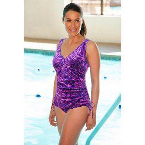 TYR Monaco One Piece Sheath Swimsuit